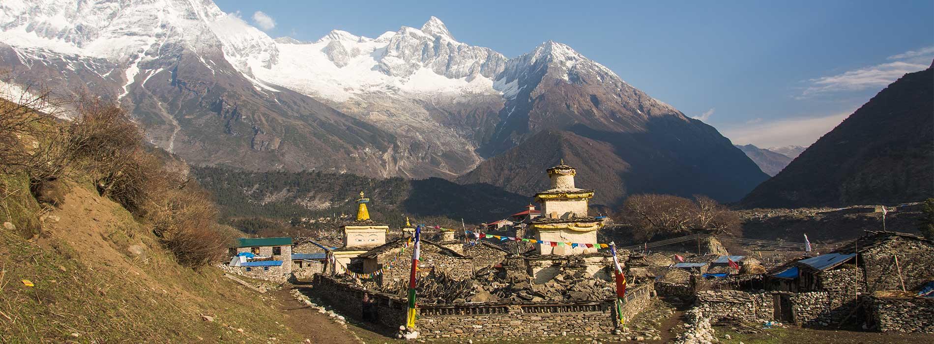 Manaslu Trek: A great walk within nature