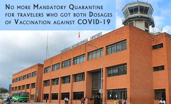 Latest Update: Nepal is officially open to travelers vaccinated against COVID-19