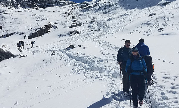 Everest Base Camp Plus Gokyo Ri Via Chola Pass