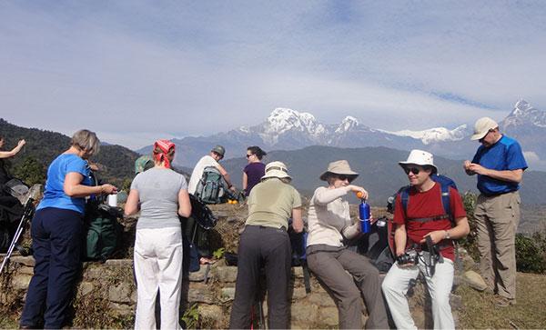 Panchase Panorama Trek